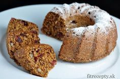 Zdravý dezert Diet Recipes, Cake Recipes, Vegetarian Recipes, Cooking Recipes, Healthy Recipes, Healthy Baking, How To Make Cake, Sweet Tooth, Food And Drink