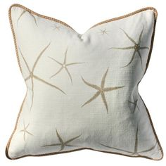 SEA STAR SAND PILLOW from Barclay Butera Home