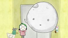 Image result for moon illustration by lift from sarah and duck