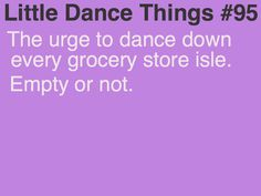 like seriously. Singing in my head and grooving in the frozen food section.... go ahead, judge me.