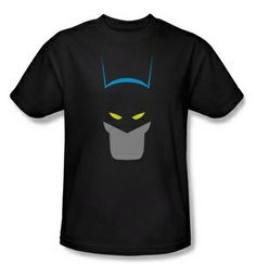 Batman Simple Face T-Shirt