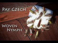 how to tie caddis flies Archives - Fly Tying 123 - Fly Tying Instructions and Videos Nymph Fly Patterns, Fly Tying Patterns, Czech Nymphing, Fishing Guide, Fishing Basics, Fishing Knots, Fly Casting, Fly Shop, Fly Rods