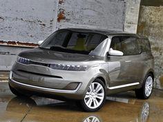 Kia KV7 Concept '2011