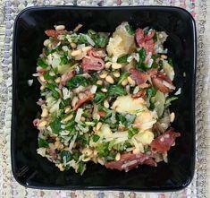 Marinoitu kaalisalaatti | Lisukkeet, Salaatit | Kodin Kuvalehti Coleslaw, Fried Rice, Cobb Salad, Pesto, Potato Salad, Fries, Salads, Potatoes, Yummy Food