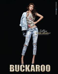 2015 ss Buckaroo Jeans - BOLD
