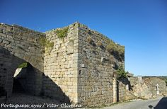 Muralhas de Castelo Bom - Portugal by Portuguese_eyes, via Flickr