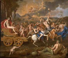 Oil Painting Pictures, Pictures To Paint, Oil Painting On Canvas, Canvas Art Prints, Nicolas Poussin, Google Art Project, Bacchus, Picture Logo, Museum Of Fine Arts