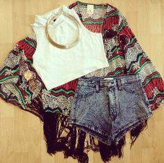 tumblr dope fashion | beautiful, chain, dope, fashion, pretty, shorts, style, top