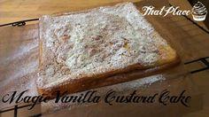 Amazing Magic Vanilla Custard Cake!