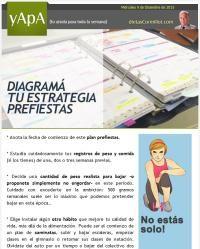 DietasCormillot.com - Diagramá tu estrategia prefiestas - Nota del Dr.Cormillot