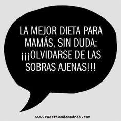 ¿La mejor dieta para mamás?