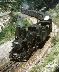 Steamers, Steam Locomotive, Nature Photos, Around The Worlds, British, Industrial, Train, Trains, Iron