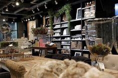 This is just an example of the beautifull styled stores of Riviera Maison