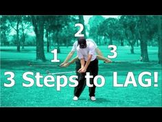 Learn How to Get More Distance in Golf: 3 Steps to Lag and Distance - YouTube
