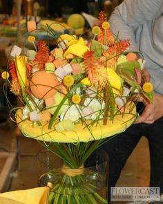 'Russian Cup 2012', Moscow, 11-12.09.2012 | FLOWERCAST.COM | All about flower design, floristics.
