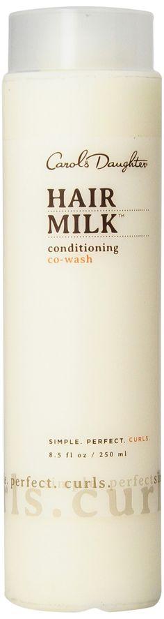 Carol's Daughter Hair Milk Co-Wash Cleansing Conditioner, 8.5 oz