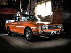 1977 Triumph Stag | Classic Driver Market