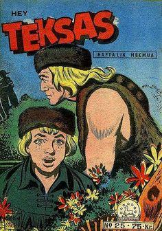 Hey Teksas, Ceylan no 75 kuruş Marvel Comic Books, Marvel Comics, Caricature, Nostalgia, Comic Strips, My Childhood, Nativity, Native American, Entertaining