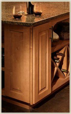 Maple Kitchen Cabinets | CliqStudios