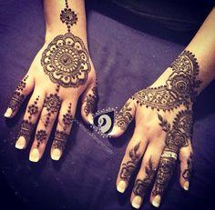 Simple Mehndi. Henna Mehndi, Henna Art, Mehendi, Hand Henna, Arabic Henna, Henna Nails, Asian Bridal Dresses, Desi Wear, Mehndi Designs