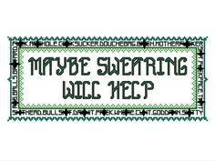 Check out this item in my Etsy shop https://www.etsy.com/listing/295361667/subversive-cross-stitch-pattern-adult