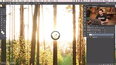 HOW TO ADD LIGHT RAYS TO YOUR PHOTOS IN PHOTOSHOP #photography #photoshop http://www.picturecorrect.com/tips/how-to-add-light-rays-to-your-photos-in-photoshop/