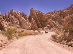 'Where the Wild Rocks Are', Argentina, Salta, Cachi to Cafayate, Ruta 40   Flickr - Photo Sharing!