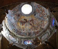 Beautiful Baroque architecture of Lecce