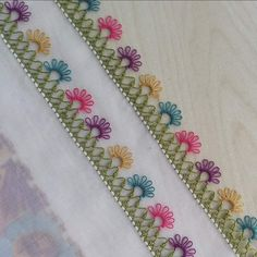 Hand Embroidery Tutorial, Cute Love Couple, Needle Tatting, Designs For Dresses, Embroidered Clothes, Bargello, Baby Knitting Patterns, Embroidery Designs, Elsa