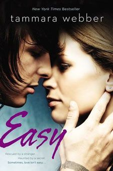 10 New Adult Romance Books You Should Read: Easy by Tammara Webber