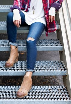 Easy Street Plaid Free People, Malibu Thermal Free People, Legging Ankle Ag, Lea Wedge Sorel, picture 2