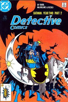 Detective Comics Comic Book #592 Batman DC Comics 1988 NEW UNREAD VERY FINE+