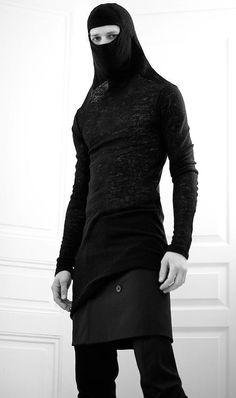 "Thamanyah FW 2012: ""The Man Burqa"""