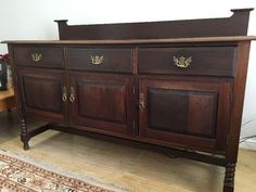 ANTIQUES CUPBOARD STINKWOOD | Somerset West | Gumtree Classifieds South Africa | 222517797