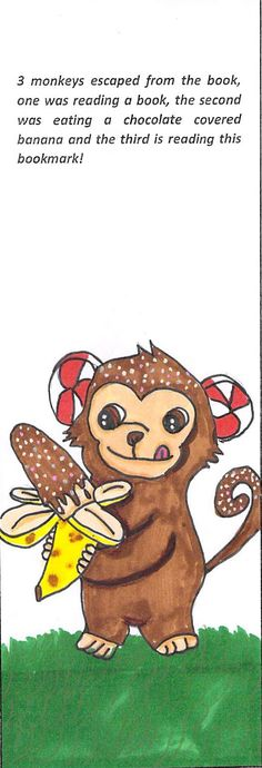 """""""3 Monkeys"""" by Cali M. 