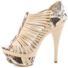 Promise Shoes   Rohen - Nude..oulala !!!!