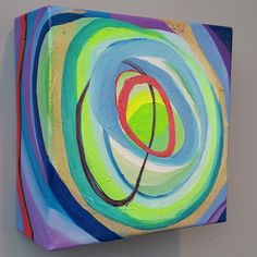 Day 55/100 6x6 oil painting on canvas $85 #the100dayproject  www.suzeford.com