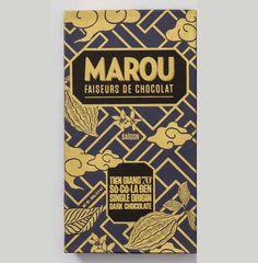 Chocolate Marou Vietnam Tien Giang 70%