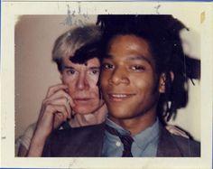 Warhol  Basquiat. Veja também: http://semioticas1.blogspot.com.br/2013/01/o-primeiro-warhol.html
