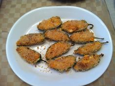 Vegan Jalapeno Poppers (just be careful which dairy free cheese you choose! no casein) - This is something I thought I had given up forever! :)
