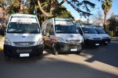 #San Juan recibirá 8 nuevas ambulancias por parte de la Nación - Tiempo de San Juan: Tiempo de San Juan San Juan recibirá 8 nuevas…