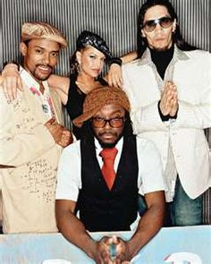 Favorite Musical Artists , The Black Eyed Peas     www.pinterest.com/taddhh