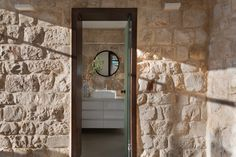 Vertical Stone House,© Asaf pinchuk