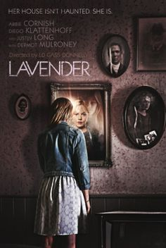 """Lavender - """"Jane (Abbie Cornish) is a photographer with an uneasy marriage and a 6 year old daughter. She has always been obsessed with capturing old abandoned farmhouses, fascinated by the hidden histories they keep secret, epitaphs of lives once lived. She's made a career as an artist systematically scouring Prince Edward County to find one particular house that is etched in her memory. She doesn't know where the house is or why it's important, but she is deeply compelled to find it. Then…"""