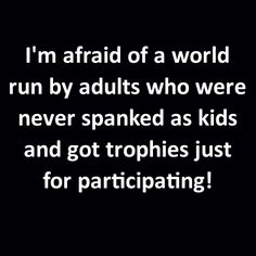 Sad, but true ...