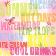 Sum Sum Summertime!