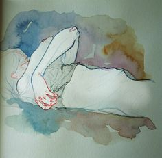 water color. one of my favorite artists!