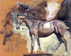 munnings horse - Google Search