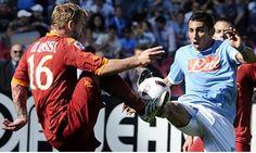 Liga Italia : Napoli vs As Roma Tercancam Gagal - http://www.bdbolasportsbook.com/liga-italia-napoli-vs-as-roma-tercancam-gagal/