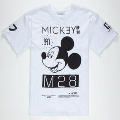 NEFF Disney Collection Mickey M28 Mens T-Shirt 232582150 | Graphic Tees | Tillys.com